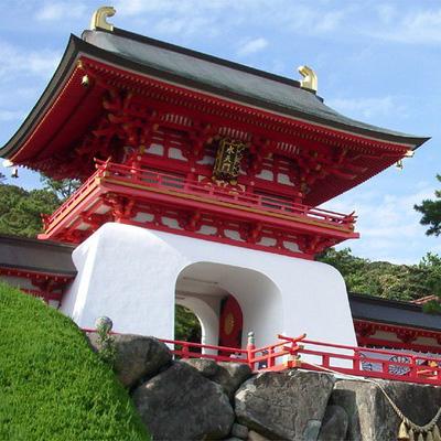 神社 赤間神宮
